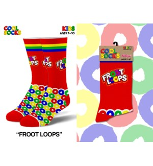 SOCKS/Froot Loops