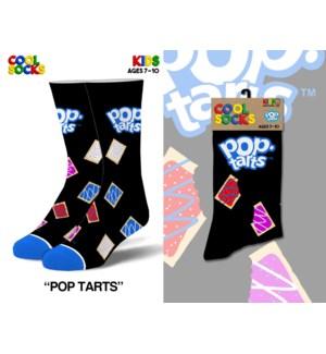 SOCKS/Pop Tarts Logo