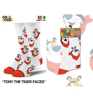 SOCKS/Tony Faces