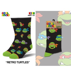 SOCKS/TMNT Heads