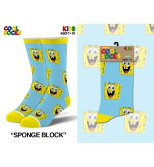 SOCKS/Spongebob