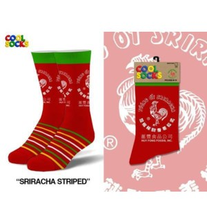 SOCKS/Sriracha*