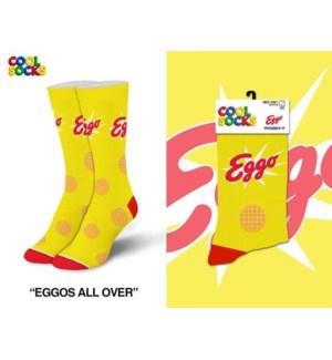 SOCKS/Eggos Waffles