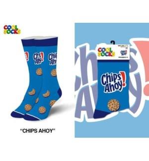 SOCKS/Chips Ahoy Cookies