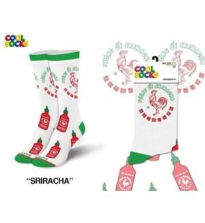 SOCKS/Sriracha All Over