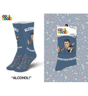 SOCKS/Alcohol