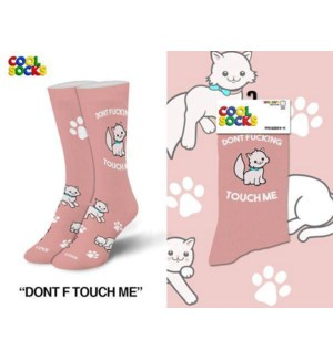 SOCKS/Dont Touch Me