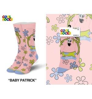 SOCKS/Baby Patrick