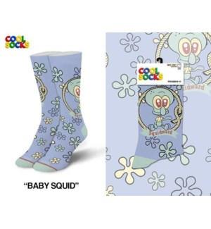SOCKS/Baby Squidward