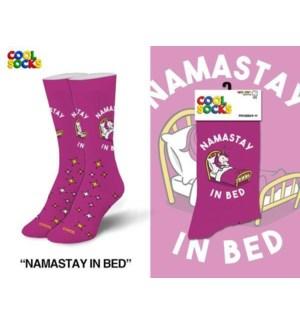 SOCKS/Namastay In Bed