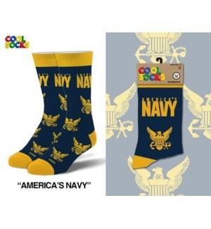 SOCKS/Americas Navy*