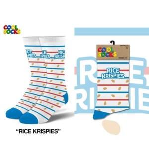 SOCKS/Rice Krispies*