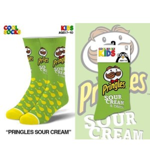 SOCKS/Pringles Sour Cream