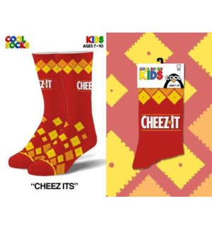 SOCKS/Cheez It