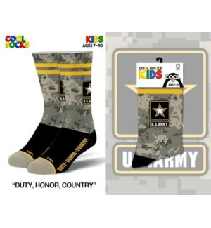 SOCKS/Duty Honor Country