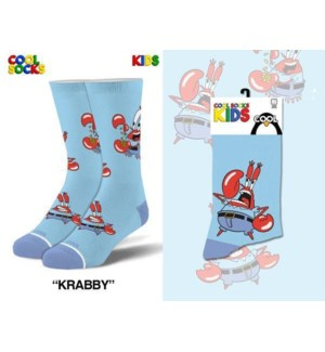 SOCKS/Mr Krab Kids*