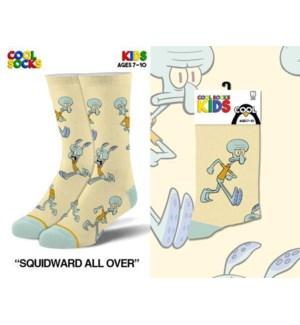 SOCKS/Squidward