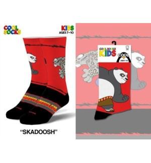 SOCKS/Kung Fu Panda