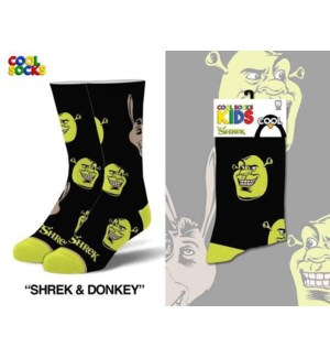SOCKS/Shrek