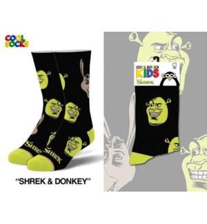 SOCKS/Shrek