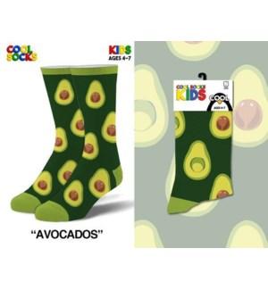 SOCKS/Avocados*