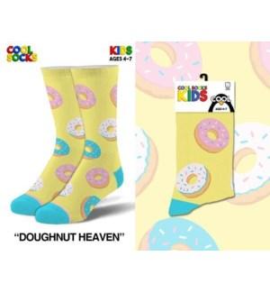 SOCKS/Doughnut Heavan