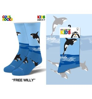 SOCKS/Free Willy*