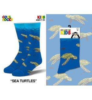 SOCKS/ Sea Turtles