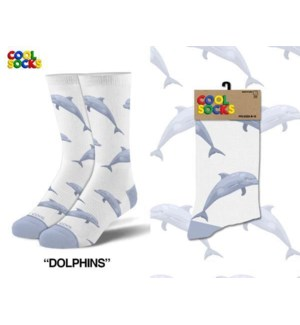 SOCKS/Dolphins*