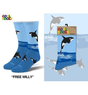 SOCKS/Free Willy