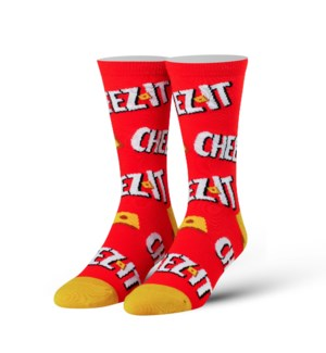SOCKS/Keep It Cheezy