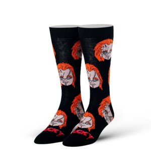 SOCKS/Chucky Heads