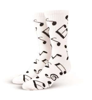SOCKS/Music Notes