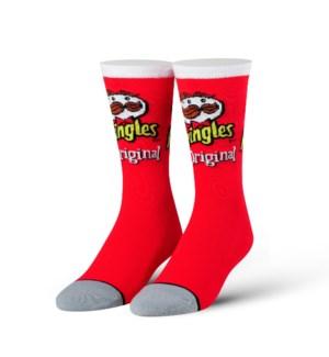 SOCKS/Pringles Can