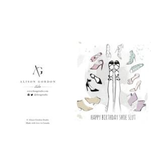BDB/Happy Birthday Shoe Slut