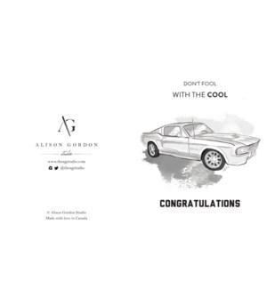 COB/Mustang Congrats