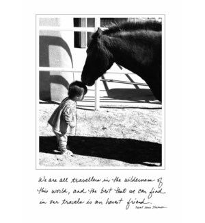 BD/Horse with baby