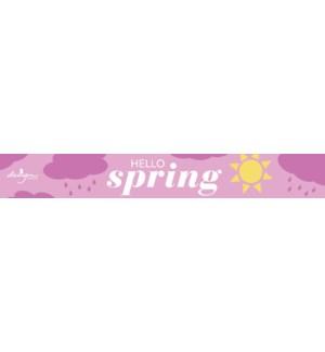 SIGN/Bev Nap Corr Spring