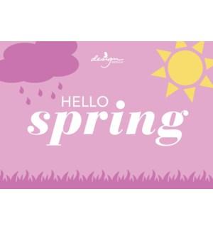 SIGN/GP Spinner Spring