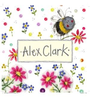 POP/Alex Clark Lrg Topper