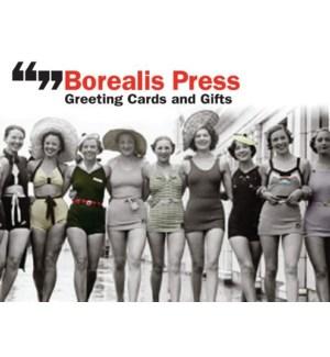 POP/Borealis Press Topper