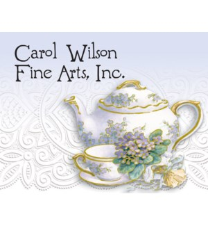 POP/Carol Wilson Topper