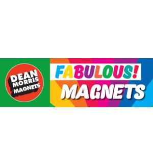 POP/Dean Morris Magnet Topper