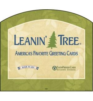 POP/Leanin Tree 84 Pkt Topper