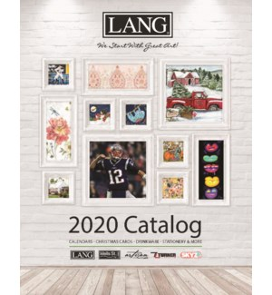 CAT/Lang Catalogue 2020