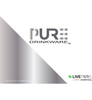 CAT/Pure Drinkware Catalog 20