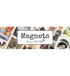 POP/Ravens Rest Magnet Topper
