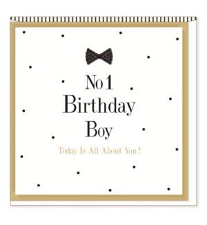 BDB/Number 1 Birthday Boy