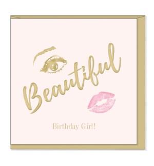 BDB/Beautiful Birthday Girl