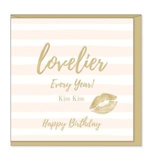 BDB/Lovelier Every Year